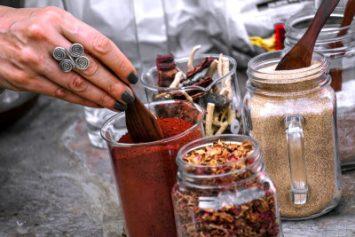 טיפול ברגישות למזון באמצעות איור-ודה