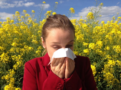 טיפול באלרגיה